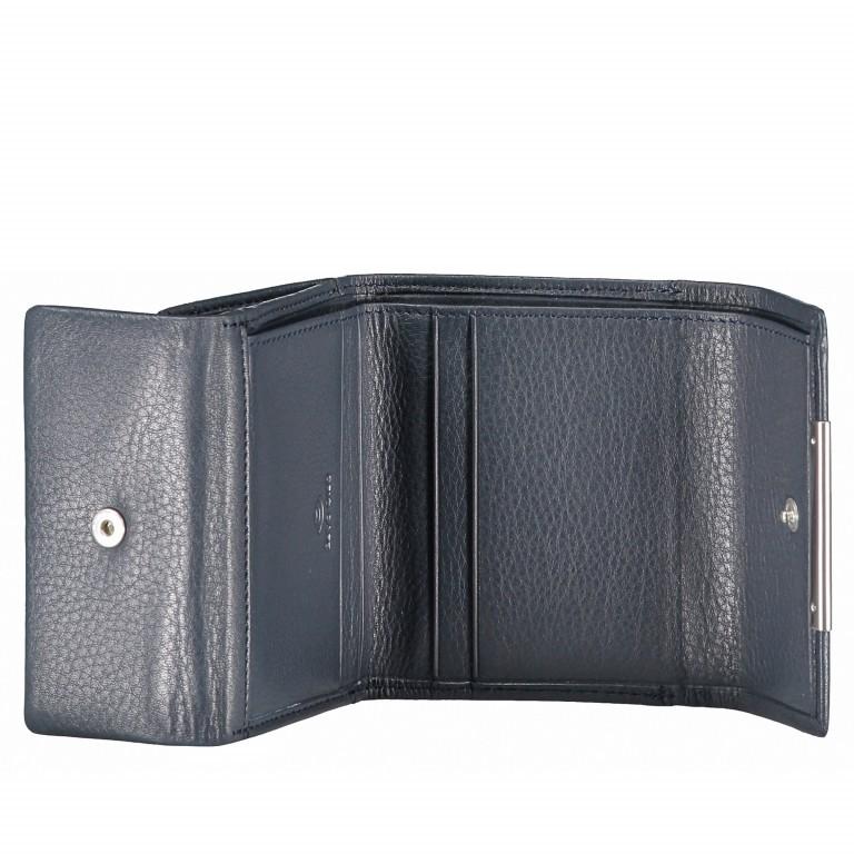 Geldbörse Belg Deda Blau, Farbe: blau/petrol, Marke: Maitre, EAN: 4053533758524, Abmessungen in cm: 10.0x8.0x1.5, Bild 3 von 3