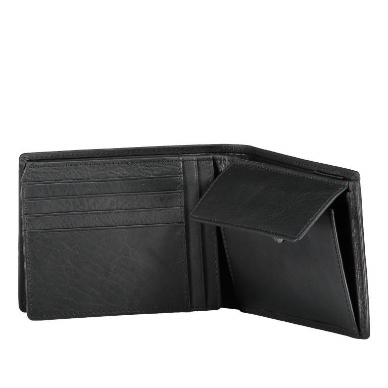 Geldbörse Blackwall Billfold H7 Black, Farbe: schwarz, Marke: Strellson, EAN: 4053533807307, Abmessungen in cm: 12.0x10.0x2.0, Bild 5 von 5