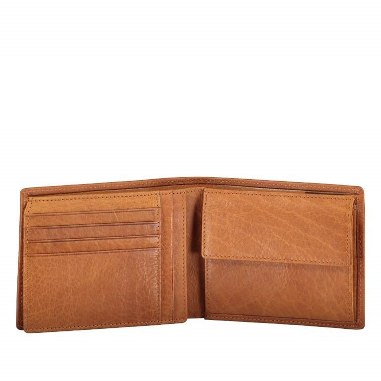 Geldbörse Blackwall Billfold H7 Cognac, Farbe: cognac, Marke: Strellson, EAN: 4053533807291, Abmessungen in cm: 12.0x10.0x2.0, Bild 3 von 6