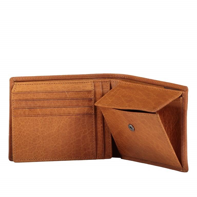Geldbörse Blackwall Billfold H7 Cognac, Farbe: cognac, Marke: Strellson, EAN: 4053533807291, Abmessungen in cm: 12.0x10.0x2.0, Bild 4 von 6