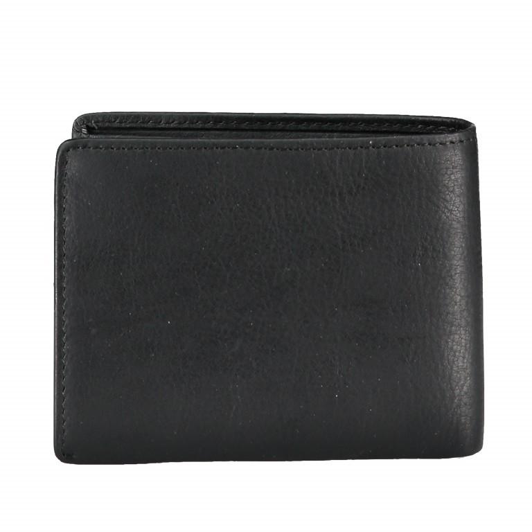 Geldbörse Blackwall Billfold H8 Black, Farbe: schwarz, Marke: Strellson, EAN: 4053533807345, Abmessungen in cm: 11.0x8.5x2.0, Bild 2 von 5