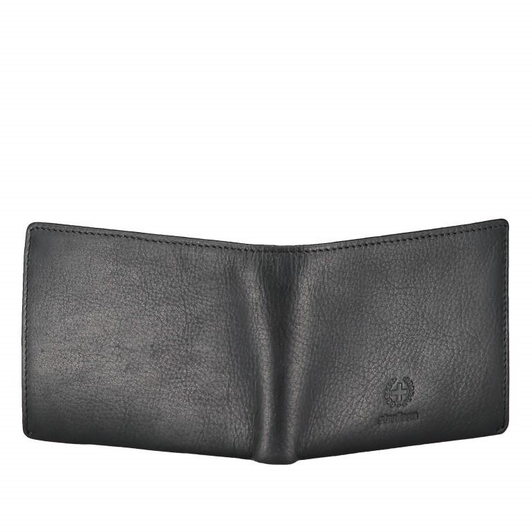 Geldbörse Blackwall Billfold H8 Black, Farbe: schwarz, Marke: Strellson, EAN: 4053533807345, Abmessungen in cm: 11.0x8.5x2.0, Bild 3 von 5