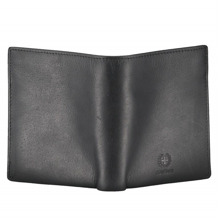 Geldbörse Blackwall Billfold V8 Cognac, Farbe: cognac, Marke: Strellson, EAN: 4053533807376, Abmessungen in cm: 10.0x12.0x2.0, Bild 3 von 5