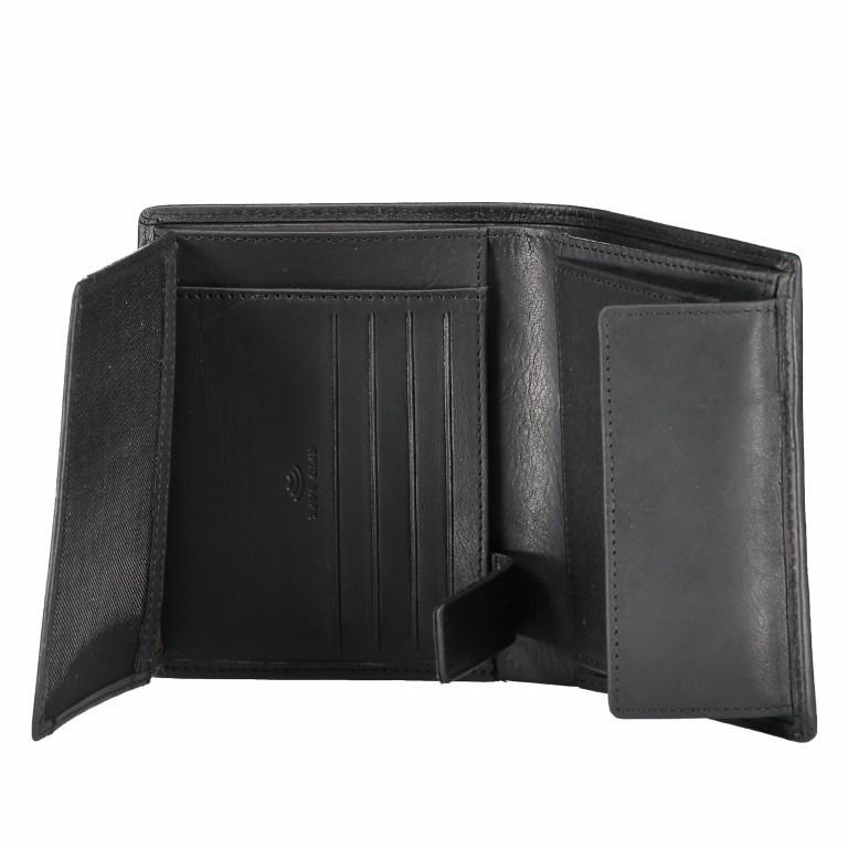 Geldbörse Blackwall Billfold V8 Cognac, Farbe: cognac, Marke: Strellson, EAN: 4053533807376, Abmessungen in cm: 10.0x12.0x2.0, Bild 5 von 5