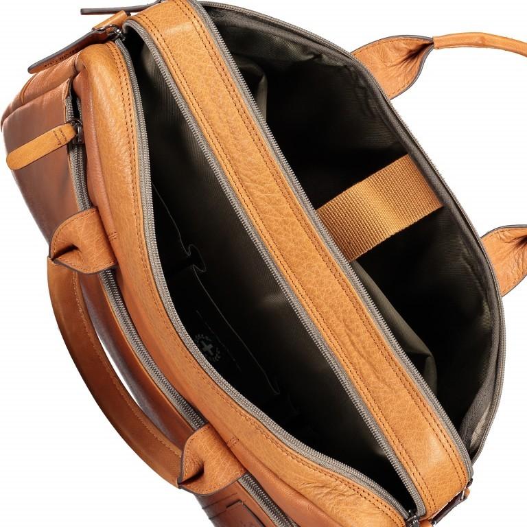 Aktentasche Hyde Park Briefbag SHZ Cognac, Farbe: cognac, Marke: Strellson, EAN: 4053533807741, Abmessungen in cm: 40.0x30.0x10.0, Bild 10 von 13