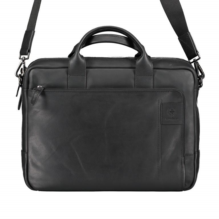 Aktentasche Hyde Park Briefbag SHZ Black, Farbe: schwarz, Marke: Strellson, EAN: 4053533807758, Abmessungen in cm: 40.0x30.0x10.0, Bild 11 von 13