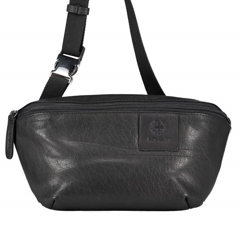 Gürteltasche Hyde Park HipBag SHZ Black, Farbe: schwarz, Marke: Strellson, EAN: 4053533807796, Abmessungen in cm:  26.0x15.0x7.0, Bild 1 von 7