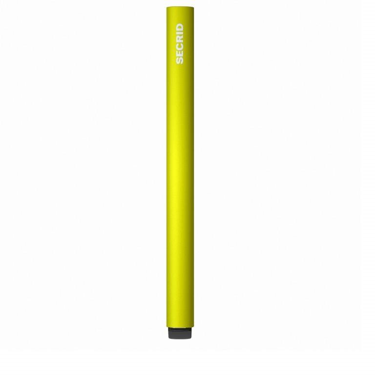Kartenetui Cardprotector Lime, Farbe: grün/oliv, Marke: Secrid, EAN: 8718215287148, Abmessungen in cm: 6.3x10.2x0.8, Bild 3 von 3