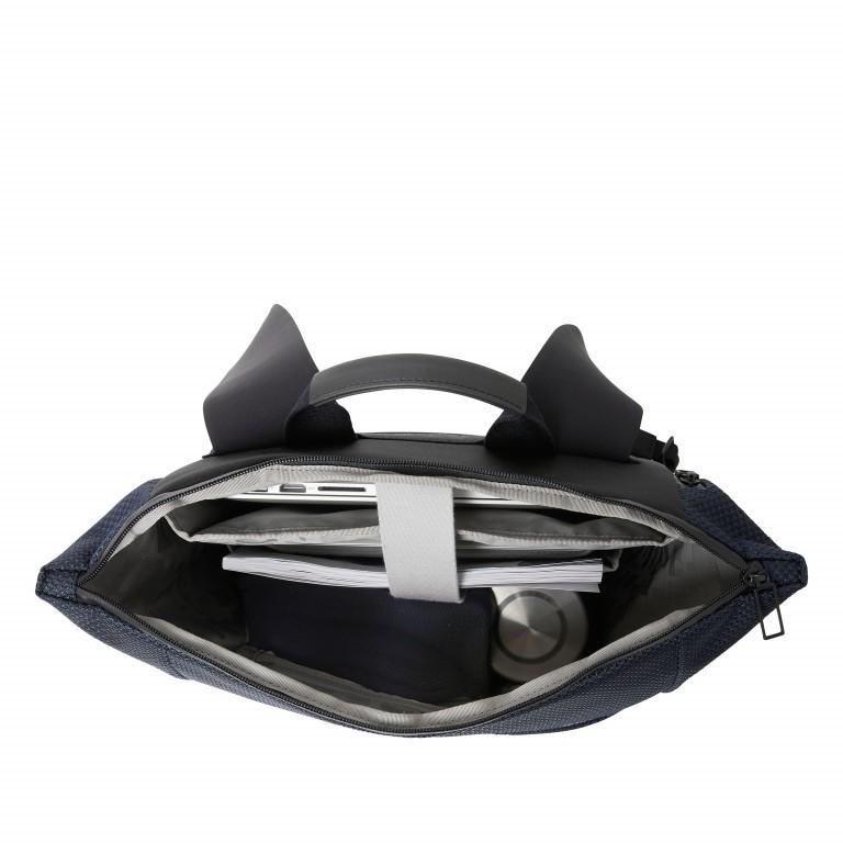 Rucksack Vertiplorer Knight Blue, Farbe: blau/petrol, Marke: Salzen, EAN: 4057081039647, Abmessungen in cm: 43.0x48.0x17.0, Bild 6 von 9