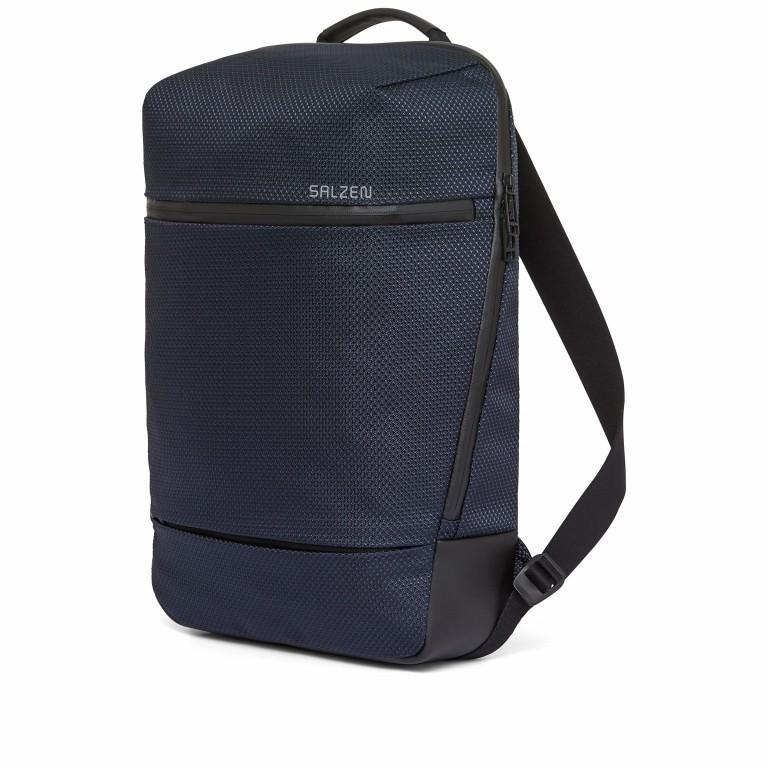 Rucksack Savvy Knight Blue, Farbe: blau/petrol, Marke: Salzen, EAN: 4057081050994, Abmessungen in cm: 29.0x47.0x14.0, Bild 3 von 11