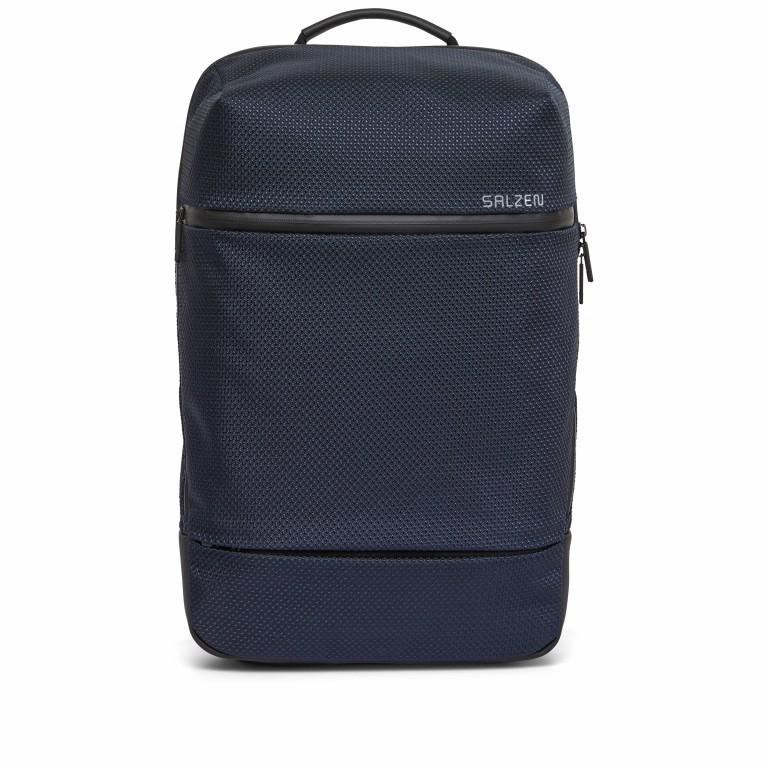Rucksack Savvy Knight Blue, Farbe: blau/petrol, Marke: Salzen, EAN: 4057081050994, Abmessungen in cm: 29.0x47.0x14.0, Bild 2 von 11