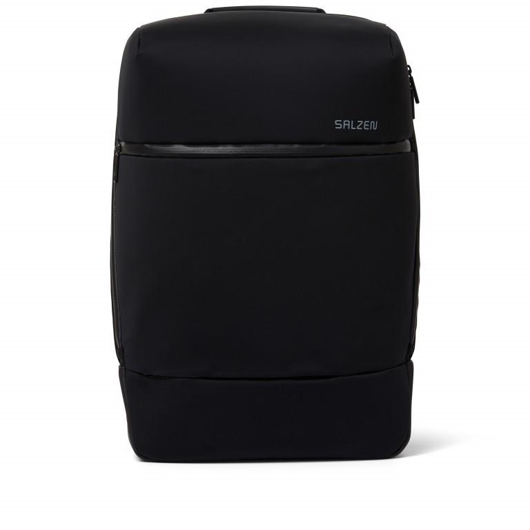 Rucksack Sharp Phantom Black, Farbe: schwarz, Marke: Salzen, EAN: 4057081049516, Abmessungen in cm: 31.0x49.0x19.0, Bild 2 von 15