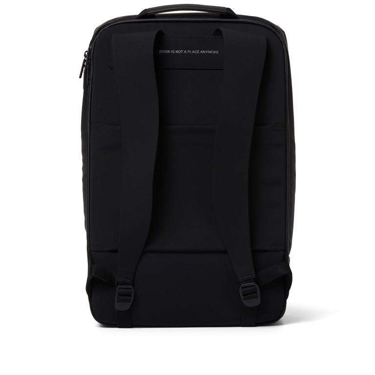 Rucksack Sharp Phantom Black, Farbe: schwarz, Marke: Salzen, EAN: 4057081049516, Abmessungen in cm: 31.0x49.0x19.0, Bild 4 von 15