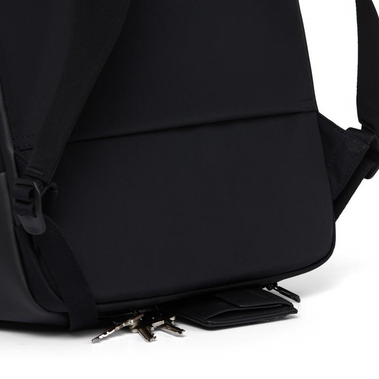 Rucksack Sharp Phantom Black, Farbe: schwarz, Marke: Salzen, EAN: 4057081049516, Abmessungen in cm: 31.0x49.0x19.0, Bild 13 von 15