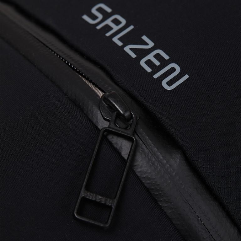 Rucksack Sharp Phantom Black, Farbe: schwarz, Marke: Salzen, EAN: 4057081049516, Abmessungen in cm: 31.0x49.0x19.0, Bild 14 von 15