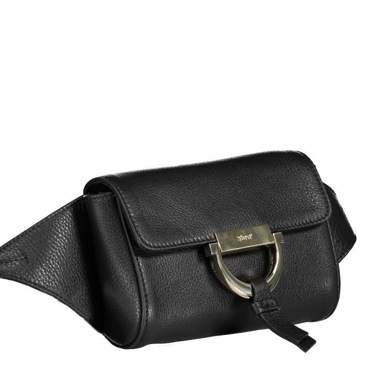 Gürteltasche Dalia Kate Black, Farbe: schwarz, Marke: Abro, EAN: 4061724320818, Abmessungen in cm: 18.0x12.0x5.0, Bild 2 von 6