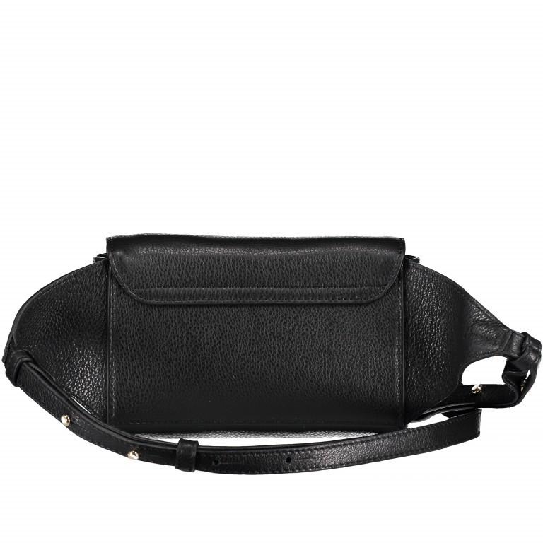 Gürteltasche Dalia Kate Black, Farbe: schwarz, Marke: Abro, EAN: 4061724320818, Abmessungen in cm: 18.0x12.0x5.0, Bild 3 von 6