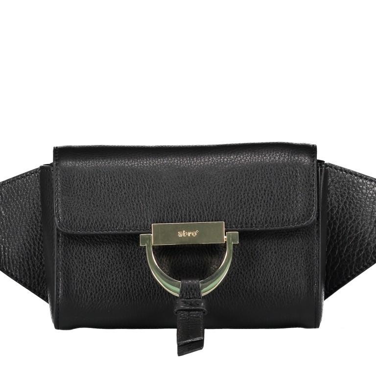 Gürteltasche Dalia Kate Black, Farbe: schwarz, Marke: Abro, EAN: 4061724320818, Abmessungen in cm: 18.0x12.0x5.0, Bild 1 von 6