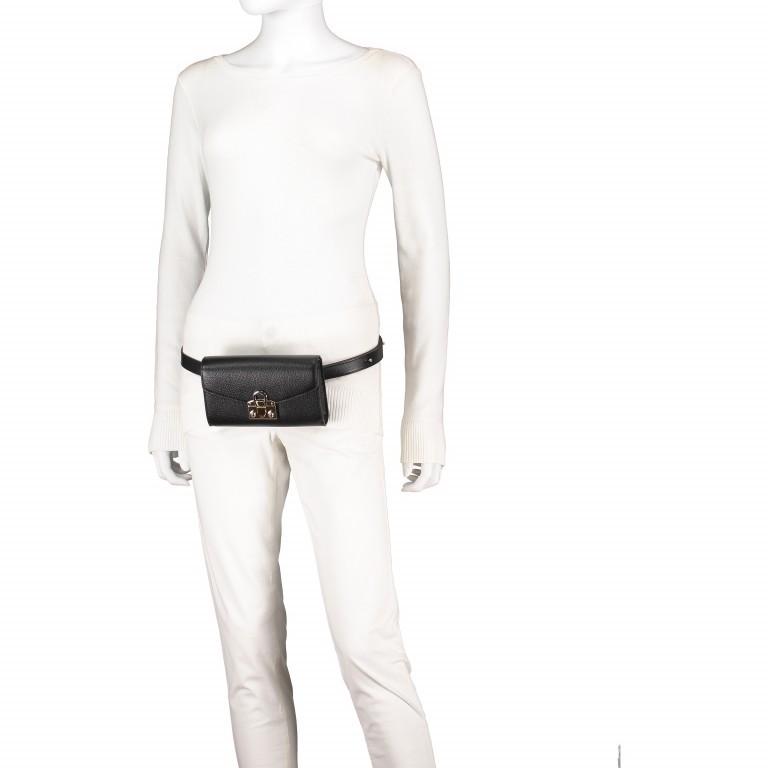 Gürteltasche Mina Hip-/Crossbag 160-575 Feather Grey, Farbe: taupe/khaki, Marke: AIGNER, EAN: 4055539300318, Abmessungen in cm: 18.5x12.0x4.5, Bild 4 von 6
