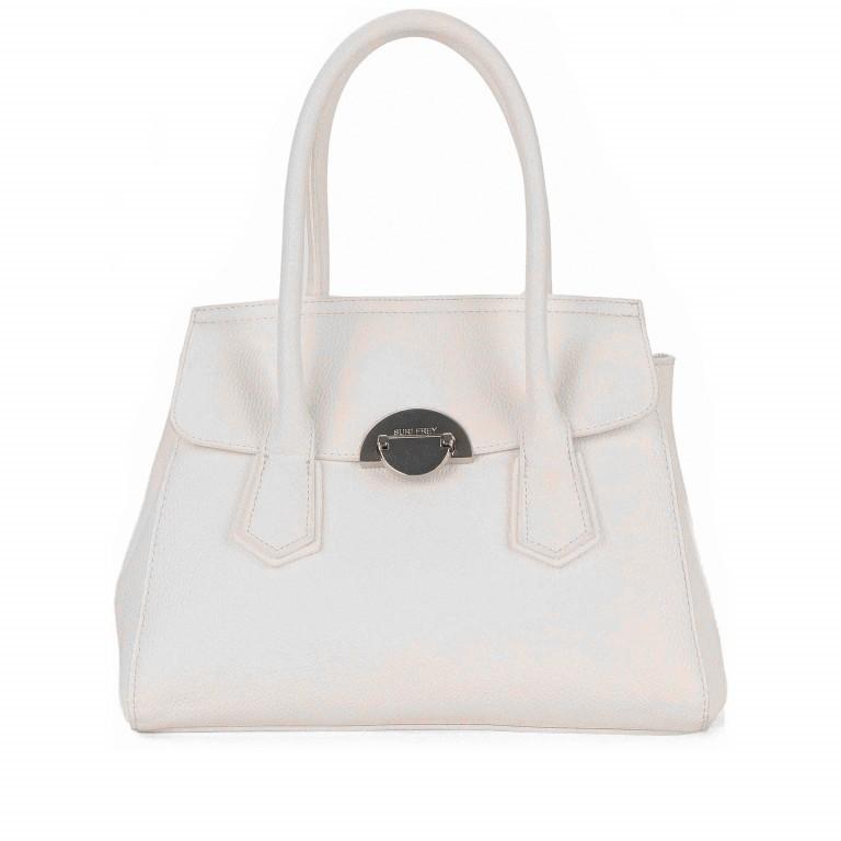 Handtasche Naency 12314 White, Farbe: weiß, Marke: Suri Frey, EAN: 4056185114021, Bild 1 von 8
