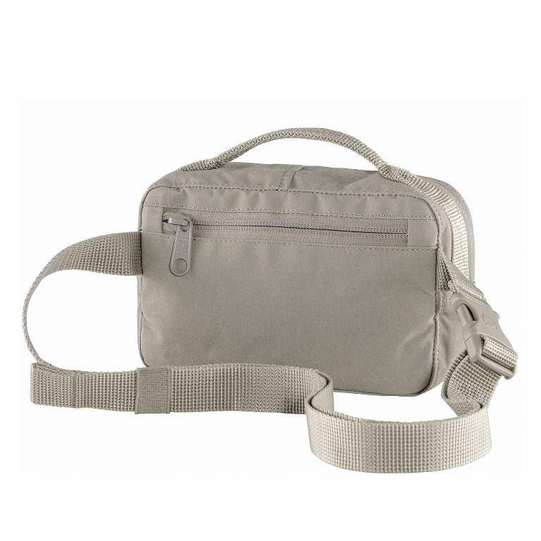 Gürteltasche Kånken Hip Pack Fog, Farbe: grau, Marke: Fjällräven, EAN: 7323450598464, Abmessungen in cm: 18.0x12.0x9.0, Bild 2 von 10