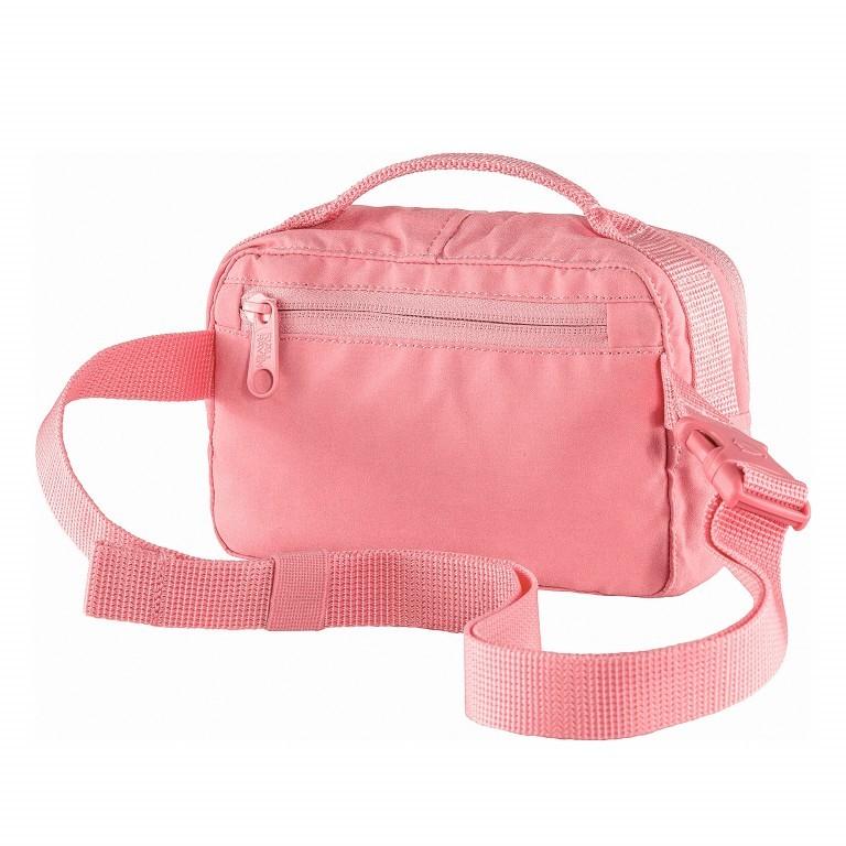 Gürteltasche Kånken Hip Pack Pink, Farbe: rosa/pink, Marke: Fjällräven, EAN: 7323450598488, Abmessungen in cm: 18.0x12.0x9.0, Bild 2 von 10