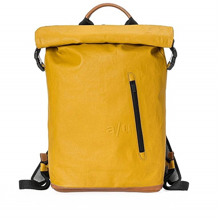 Rucksack Japan Tokio Arrowwood, Farbe: gelb, Marke: Aunts & Uncles, EAN: 4250394957350, Abmessungen in cm: 24.0x40.0x12.0, Bild 1 von 9