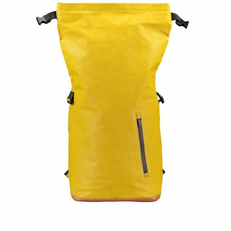 Rucksack Japan Tokio Arrowwood, Farbe: gelb, Marke: Aunts & Uncles, EAN: 4250394957350, Abmessungen in cm: 24.0x40.0x12.0, Bild 9 von 9
