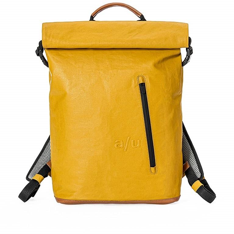 Rucksack Japan Fukui Arrowwood, Farbe: gelb, Marke: Aunts & Uncles, EAN: 4250394957411, Abmessungen in cm: 27.0x42,5x12.0, Bild 1 von 11