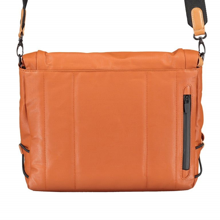 Kuriertasche Japan Matsumoto Glazed Ginger, Farbe: orange, Marke: Aunts & Uncles, EAN: 4250394957503, Abmessungen in cm: 36.0x25.0x8.5, Bild 3 von 8