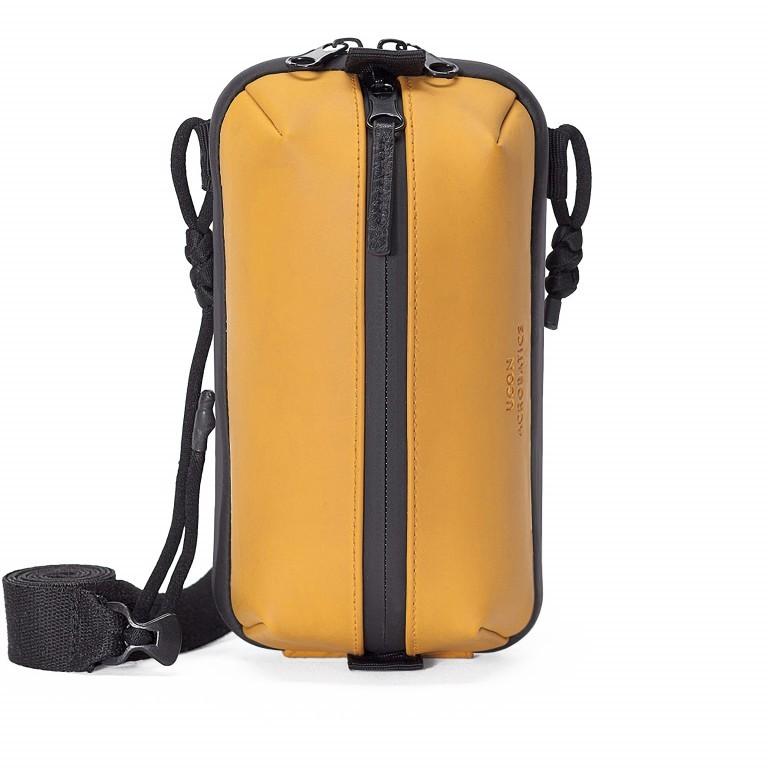 Umhängetasche Lotus Matteo Honey Mustard, Farbe: gelb, Marke: Ucon Acrobatics, EAN: 4260515654440, Abmessungen in cm: 10.0x18.0x5.0, Bild 1 von 10