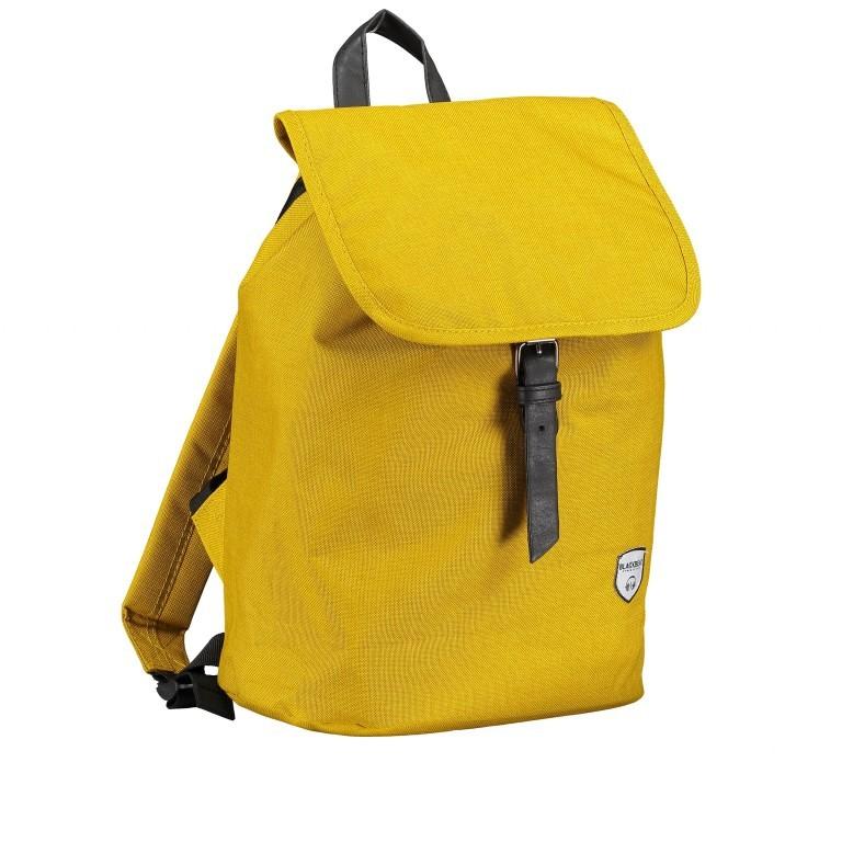 Rucksack Heaven FU51-1182 Ocker, Farbe: gelb, Marke: Blackbeat, EAN: 8720088703519, Abmessungen in cm: 25.0x33.0x13.0, Bild 2 von 6