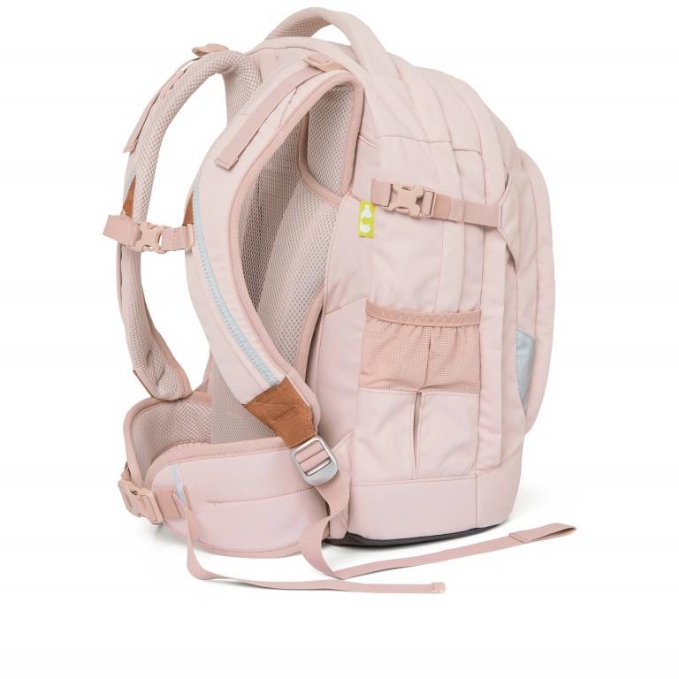 Rucksack Pack Special Edition Nordic Rose, Farbe: rosa/pink, Marke: Satch, EAN: 4057081057610, Abmessungen in cm: 30.0x45.0x22.0, Bild 4 von 11