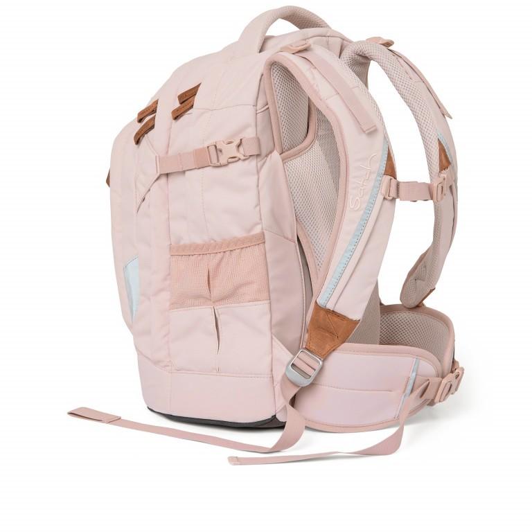 Rucksack Pack Special Edition Nordic Rose, Farbe: rosa/pink, Marke: Satch, EAN: 4057081057610, Abmessungen in cm: 30.0x45.0x22.0, Bild 6 von 11