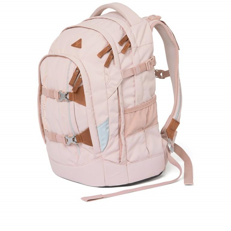Rucksack Pack Special Edition Nordic Rose, Farbe: rosa/pink, Marke: Satch, EAN: 4057081057610, Abmessungen in cm: 30.0x45.0x22.0, Bild 8 von 11