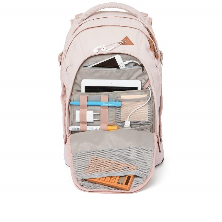 Rucksack Pack Special Edition Nordic Rose, Farbe: rosa/pink, Marke: Satch, EAN: 4057081057610, Abmessungen in cm: 30.0x45.0x22.0, Bild 10 von 11