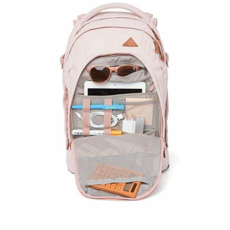 Rucksack Pack Special Edition Nordic Rose, Farbe: rosa/pink, Marke: Satch, EAN: 4057081057610, Abmessungen in cm: 30.0x45.0x22.0, Bild 11 von 11