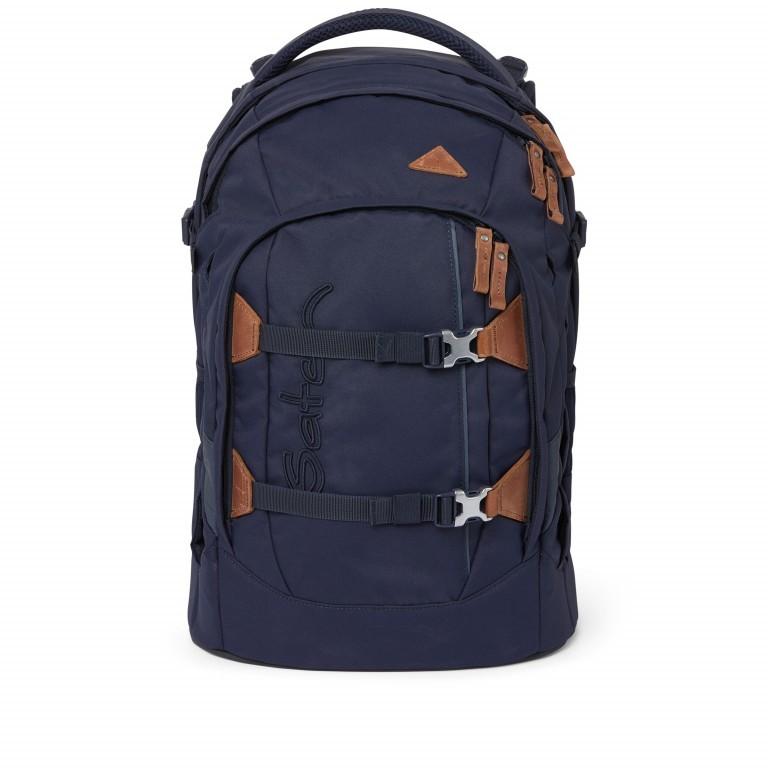 Rucksack Pack Special Edition Nordic Blue, Farbe: blau/petrol, Marke: Satch, EAN: 4057081061709, Abmessungen in cm: 30.0x45.0x22.0, Bild 1 von 11