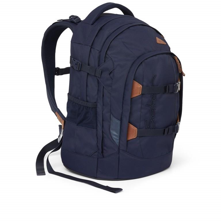 Rucksack Pack Special Edition Nordic Blue, Farbe: blau/petrol, Marke: Satch, EAN: 4057081061709, Abmessungen in cm: 30.0x45.0x22.0, Bild 2 von 11