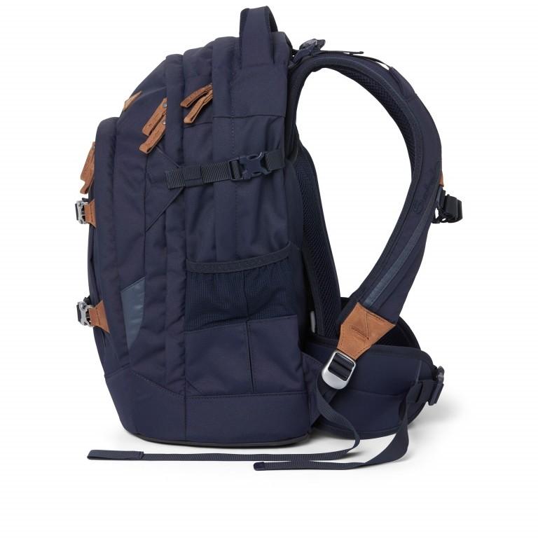 Rucksack Pack Special Edition Nordic Blue, Farbe: blau/petrol, Marke: Satch, EAN: 4057081061709, Abmessungen in cm: 30.0x45.0x22.0, Bild 7 von 11