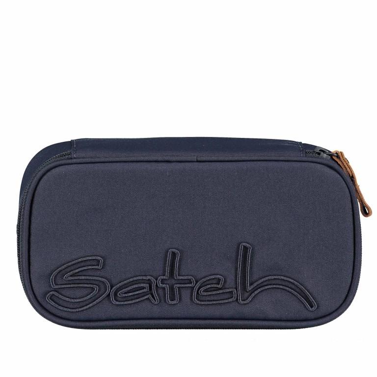 Schlamperbox Special Nordic Blue, Farbe: blau/petrol, Marke: Satch, EAN: 4057081061716, Abmessungen in cm: 23.0x12.5x7.0, Bild 1 von 5