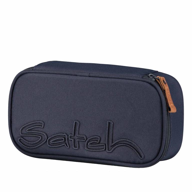 Schlamperbox Special Nordic Blue, Farbe: blau/petrol, Marke: Satch, EAN: 4057081061716, Abmessungen in cm: 23.0x12.5x7.0, Bild 2 von 5
