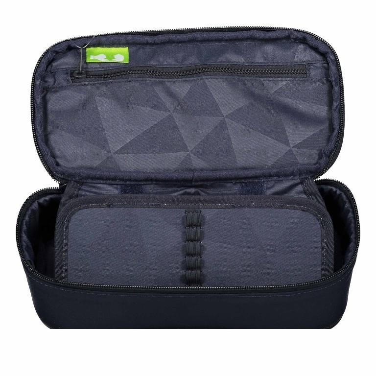 Schlamperbox Special Nordic Blue, Farbe: blau/petrol, Marke: Satch, EAN: 4057081061716, Abmessungen in cm: 23.0x12.5x7.0, Bild 4 von 5