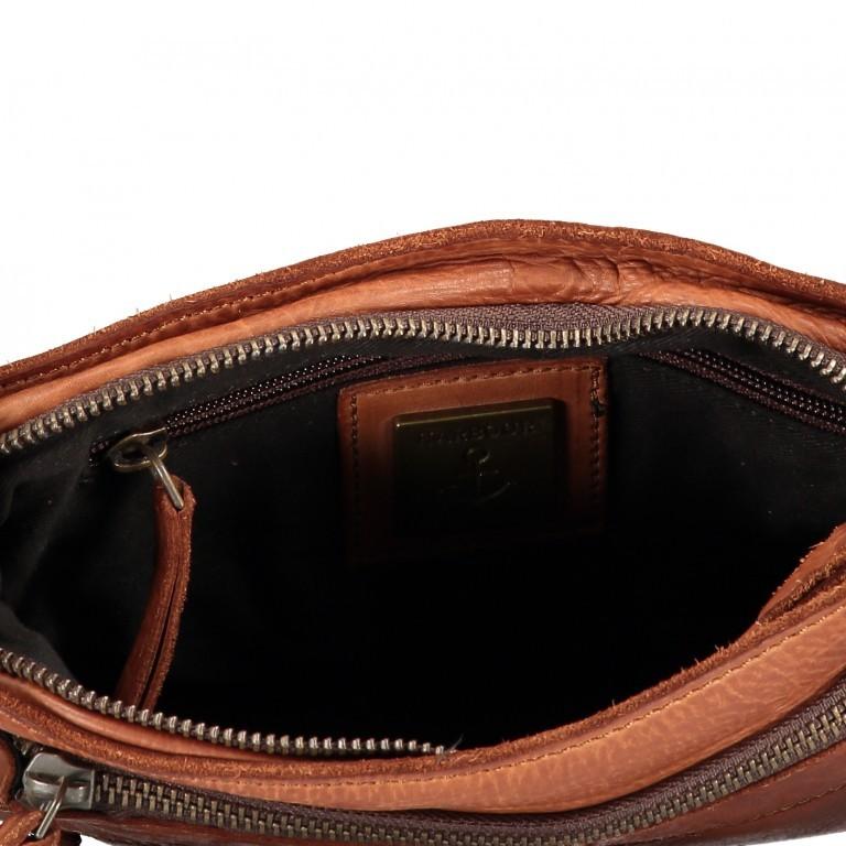 Umhängetasche / Gürteltasche Anchor-Love Violetta B3.9806 Charming Cognac, Farbe: cognac, Marke: Harbour 2nd, EAN: 4046478043794, Abmessungen in cm: 21.0x16.0x4.0, Bild 9 von 11