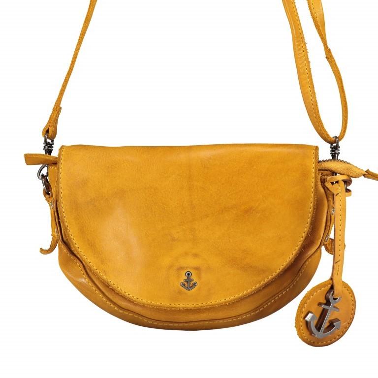 Umhängetasche / Gürteltasche Anchor-Love Twiti B3.9807 Oriental Mustard, Farbe: gelb, Marke: Harbour 2nd, EAN: 4046478043879, Bild 1 von 10