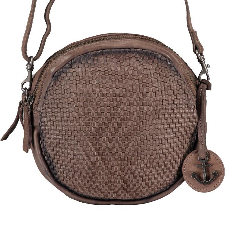 Umhängetasche Soft-Weaving Elisabeth B3.9794 Stone Grey, Farbe: grau, Marke: Harbour 2nd, EAN: 4046478044425, Bild 1 von 7