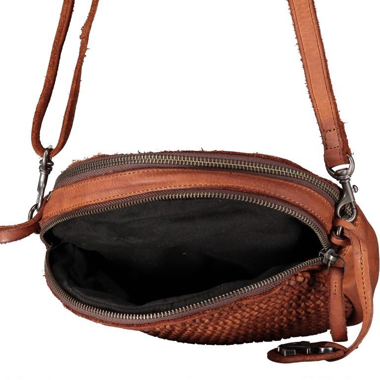 Umhängetasche Soft-Weaving Elisabeth B3.9794 Stone Grey, Farbe: grau, Marke: Harbour 2nd, EAN: 4046478044425, Bild 6 von 7