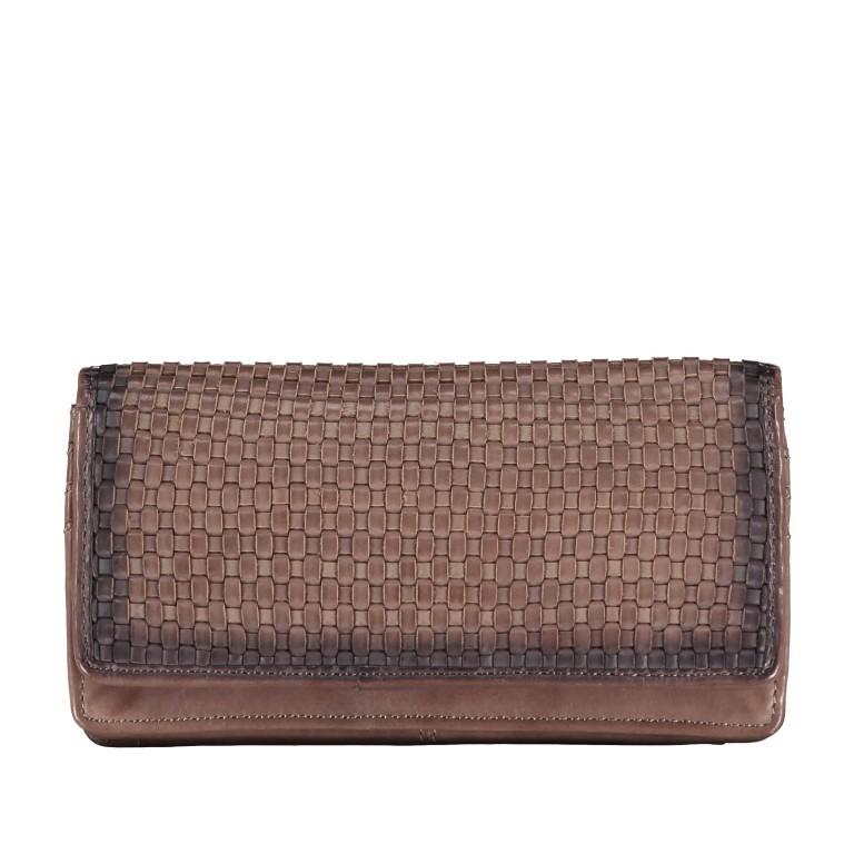 Geldbörse Soft-Weaving Shelly B3.2224 Stone Grey, Farbe: grau, Marke: Harbour 2nd, EAN: 4046478044777, Abmessungen in cm: 18.5x10.0x3.0, Bild 1 von 4