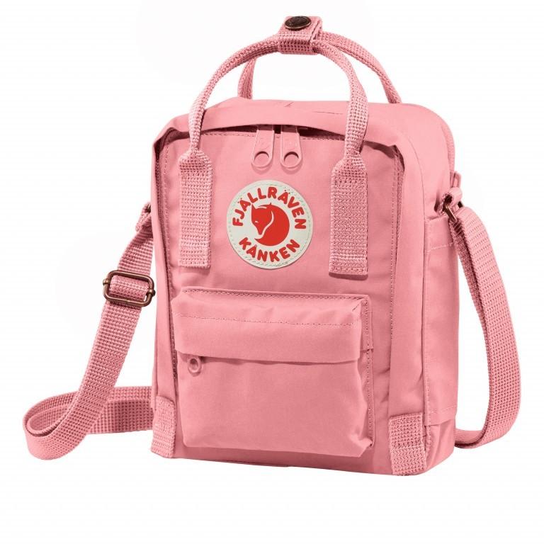 Umhängetasche Kånken Sling Pink, Farbe: rosa/pink, Marke: Fjällräven, EAN: 7323450582531, Abmessungen in cm: 15.0x20.0x11.0, Bild 1 von 13