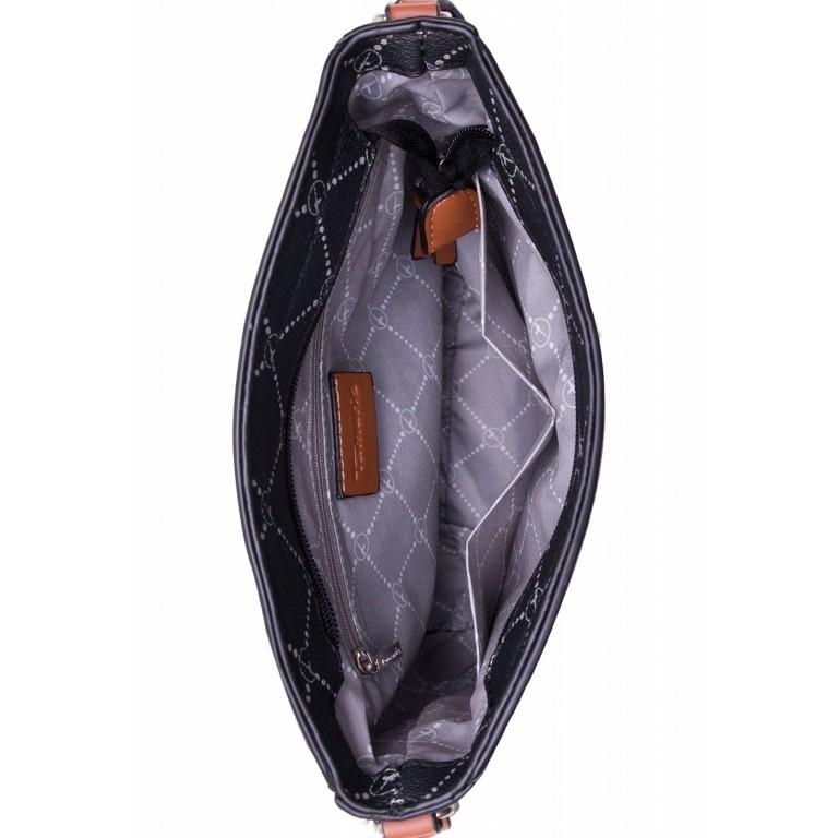 Umhängetasche Anastasia, Farbe: schwarz, grau, blau/petrol, braun, taupe/khaki, beige, Marke: Tamaris, Abmessungen in cm: 23.5x23.5x7.0, Bild 5 von 5